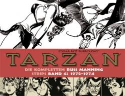 Tarzan: Die kompletten Russ Manning Strips Band 6