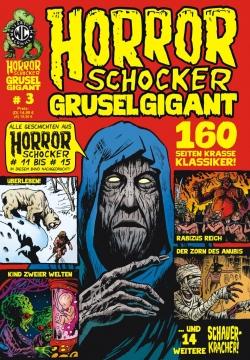 Horrorschocker Grusel Gigant 3