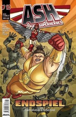 ASH - Austrian Superheroes 10