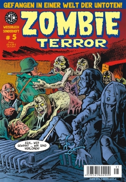 Zombie Terror Sonderheft 5