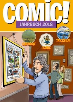 COMIC! - Jahrbuch 2018