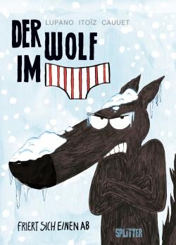 Der Wolf im Slip 2