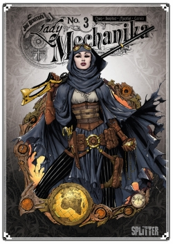 Lady Mechanika 03