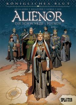 Königliches Blut 8 - Alienor 6