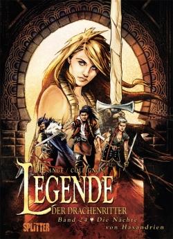 Die Legende der Drachenritter 24