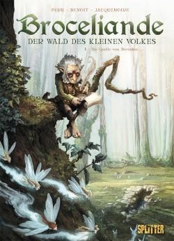 Broceliande - Der Wald des kleinen Volkes 1