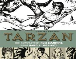 Tarzan: Die kompletten Russ Manning Strips Band 7