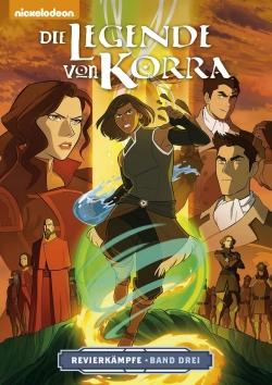 Die Legende von Korra 03 (Neuauflage)