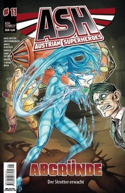 ASH - Austrian Superheroes 11