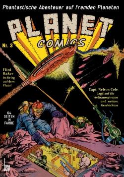 Planet Comics 3