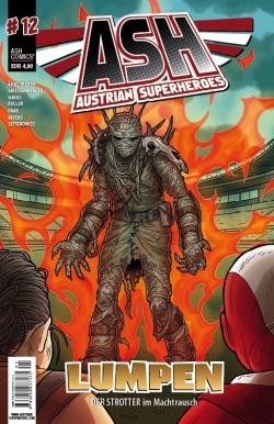 ASH - Austrian Superheroes 12