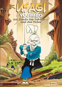 Usagi Yojimbo 10