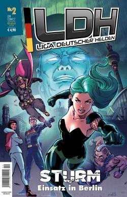 LDH - Liga deutscher Helden 2