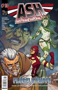 ASH - Austrian Superheroes 13