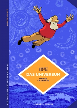 Die Comic-Bibliothek des Wissens: Das Universum