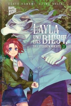 Layla und das Biest, das sterben möchte 02