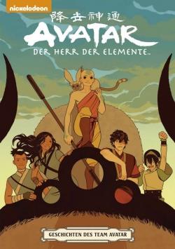 Avatar: Geschichten des Team Avatar