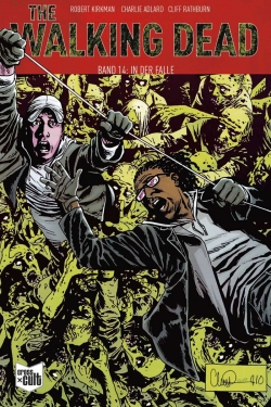 The Walking Dead Softcover 14