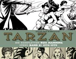 Tarzan: Die kompletten Russ Manning Strips Band 8