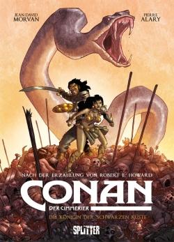 Conan der Cimmerier 01