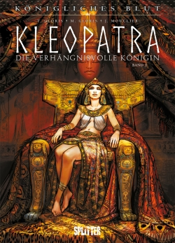 Königliches Blut 9 - Kleopatra 1