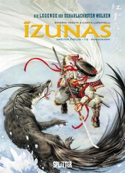 Die Legende der scharlachroten Wolken - IZUNAS 3