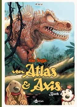 Die Saga von Atlas und Axis 4