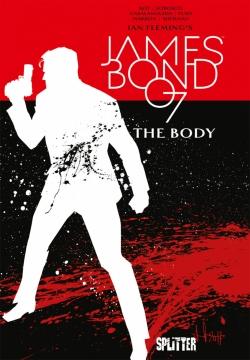 James Bond 007 Band 8 (Splitter)