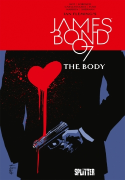 James Bond 007 Band 8 VZA (Splitter)