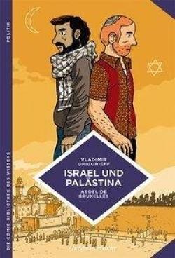 Die Comic-Bibliothek des Wissens: Israel und Palästina