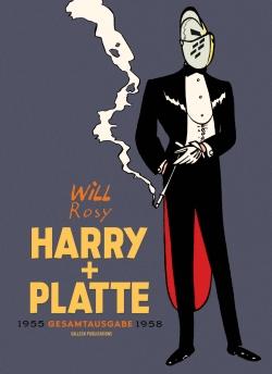 Harry und Platte Gesamtausgabe 2 - 1955-1958