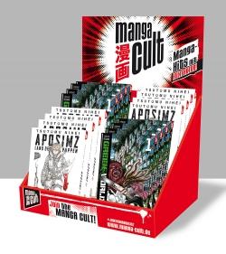 Manga Cult Thekendisplay