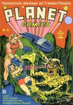 Planet Comics 5
