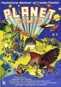 Planet Comics 6