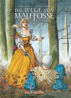 Die Wege von Malefosse Gesamtausgabe 3
