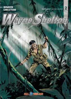 Wayne Shelton Gesamtausgabe 2
