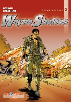 Wayne Shelton Gesamtausgabe 2 VZA