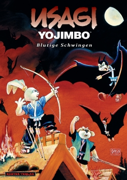 Usagi Yojimbo 5