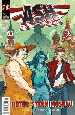 ASH - Austrian Superheroes 14