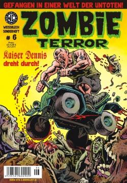 Zombie Terror Sonderheft 6