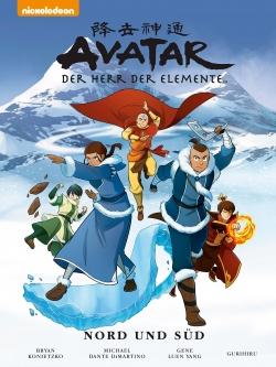 Avatar - Der Herr der Elemente 05 Premium (HC)