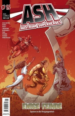 ASH - Austrian Superheroes 15