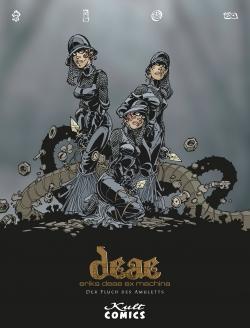 Deae 5 - Eriks Deae Ex Machina