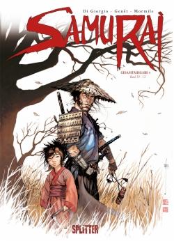 Samurai Gesamtausgabe 4