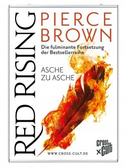 Cross Cult - Banner: Red Rising: Asche zu Asche