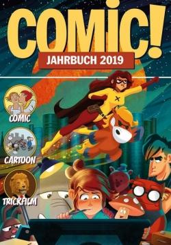 COMIC! - Jahrbuch 2019