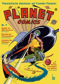Planet Comics 7