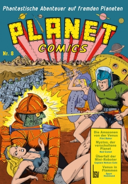 Planet Comics 8