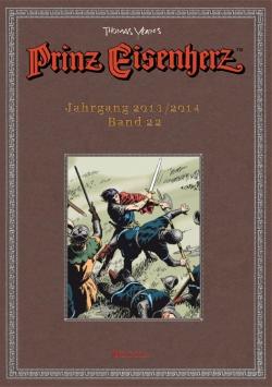 Prinz Eisenherz - Die Yeates-Jahre 22