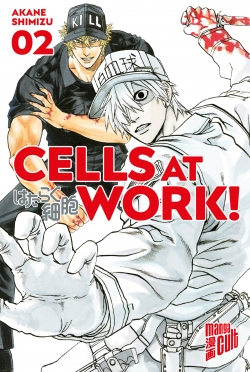 Cells at Work 2 (Neuauflage)